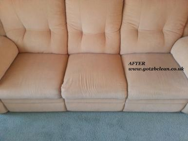 upholstery cleaners Sunderland